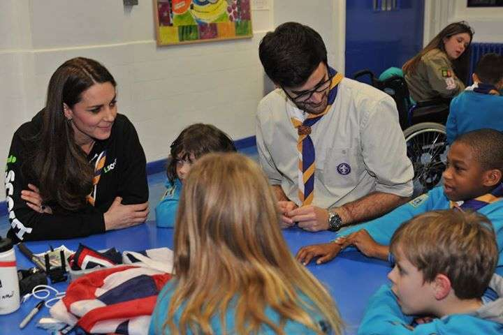 HRH Duchess of Cambridge supports Better Prepared Campaign