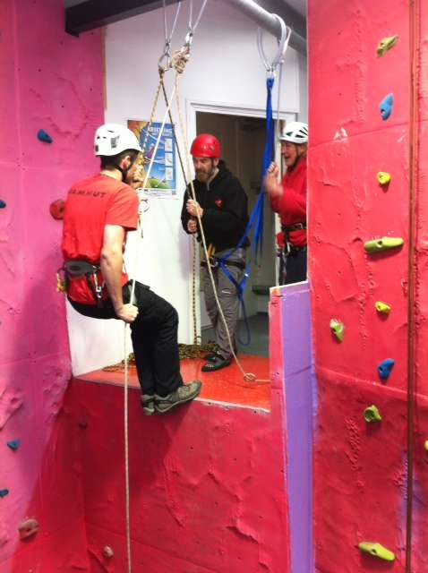 District Leaders Training for Climbing Permit